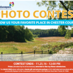 What I like best about Chester County – Photo Contest!